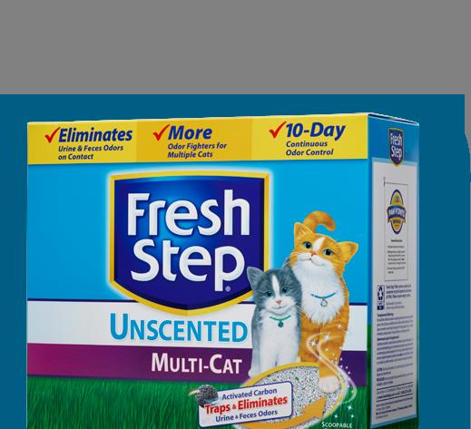 Multi-Cat Unscented Litter 20lb