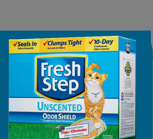 Odor Shield Unscented Litter 14lb