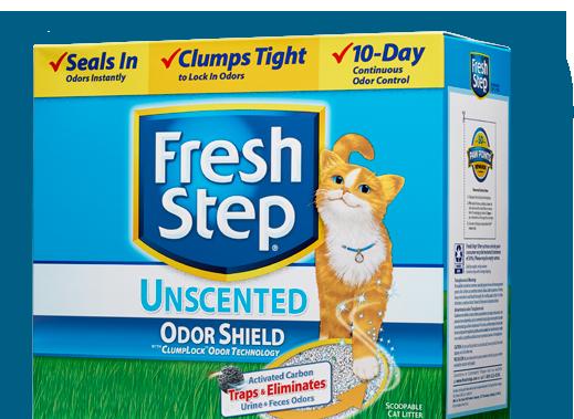 Odor Shield Unscented Litter 20lb