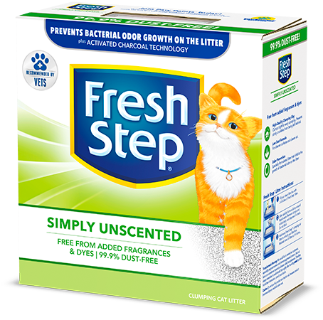 Simply Unscented Litter 25lb