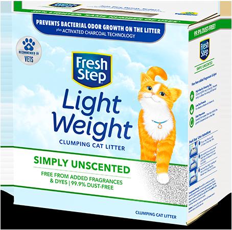 Lightweight Simply Unscented Litter 15.4lb