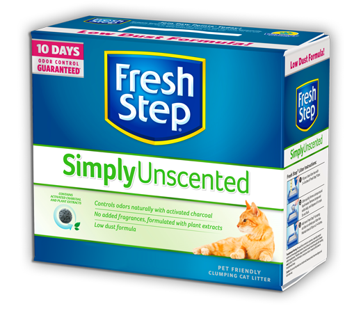 Simply Unscented Litter 20lb