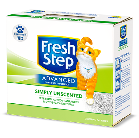 Advanced  Simply Unscented Litter 18.5lb